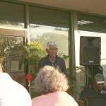 Rev Djiniyini at ARDS Opening