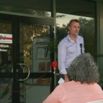 Minister Scullion at ARDS Opening