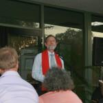 Stuart McMillan at ARDS Opening