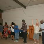 Dancing Exhibition