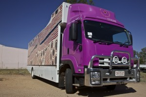 The Purple Truck